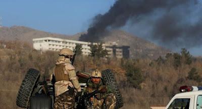 В Афганистане в результате теракта погибли украинцы
