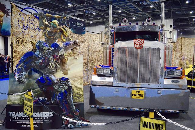Transformers MCM Comic Con