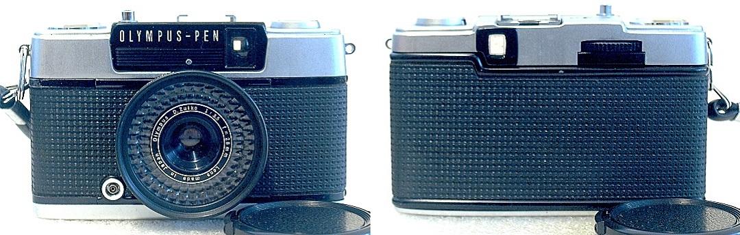 Olympus Pen EE-3 (D.Zuiko 28mm 1:3.5) #858
