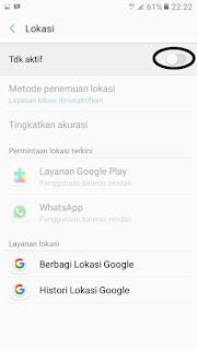 Cara Share Location di WhatsApp
