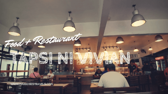 Tapsi ni Vivian: our friendly neighborhood tapsilog restaurant