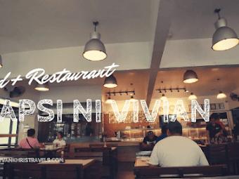 Tapsi ni Vivian: our friendly neighborhood tapsilog restaurant