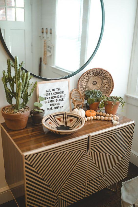 your loving boho room design