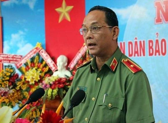 """Thêm một Thiếu tướng, Nguyên GĐ Công an tỉnh """"nối gót"""" Huỳnh Tiến Mạnh vào lò"""