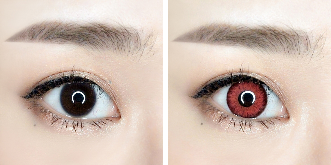 OLENS Vampire Contact Lens Review | chainyan.co