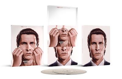 American Psycho on 4K Steelbook Best Buy Exclusive
