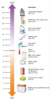 قيمة الأس الهيدروجيني
