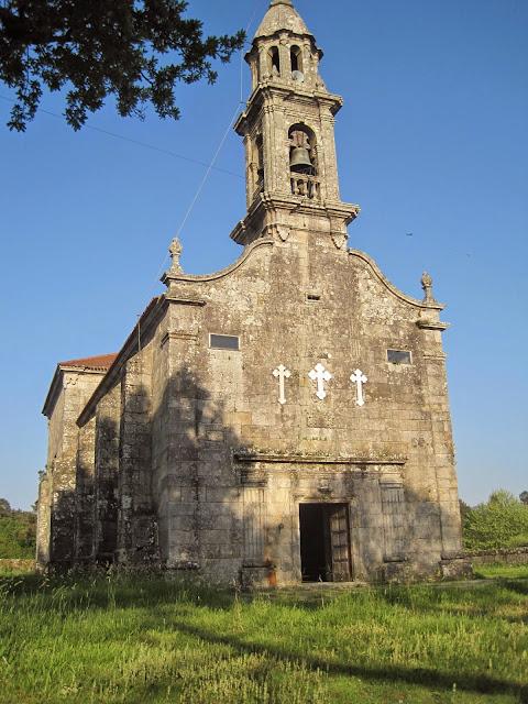 Iglesia de San Breixo de Barro