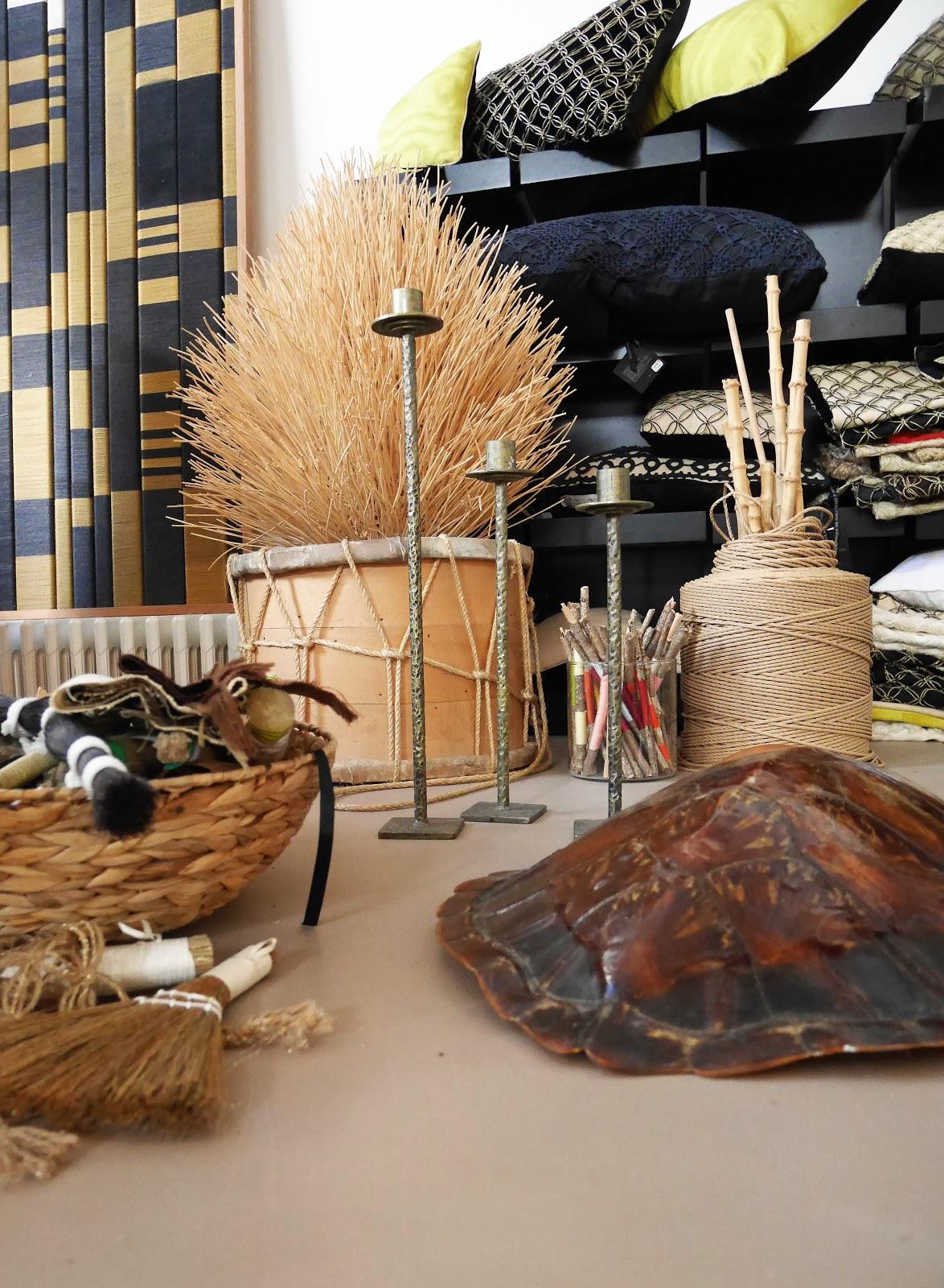 acte i rencontre avec v ronique de soultrait cr atrice de haute d coration. Black Bedroom Furniture Sets. Home Design Ideas