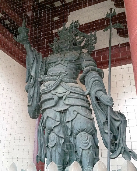 人文研究見聞録:四天王寺は神社だった?