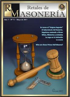 Retales de Masonería 71 – Mayo 2017