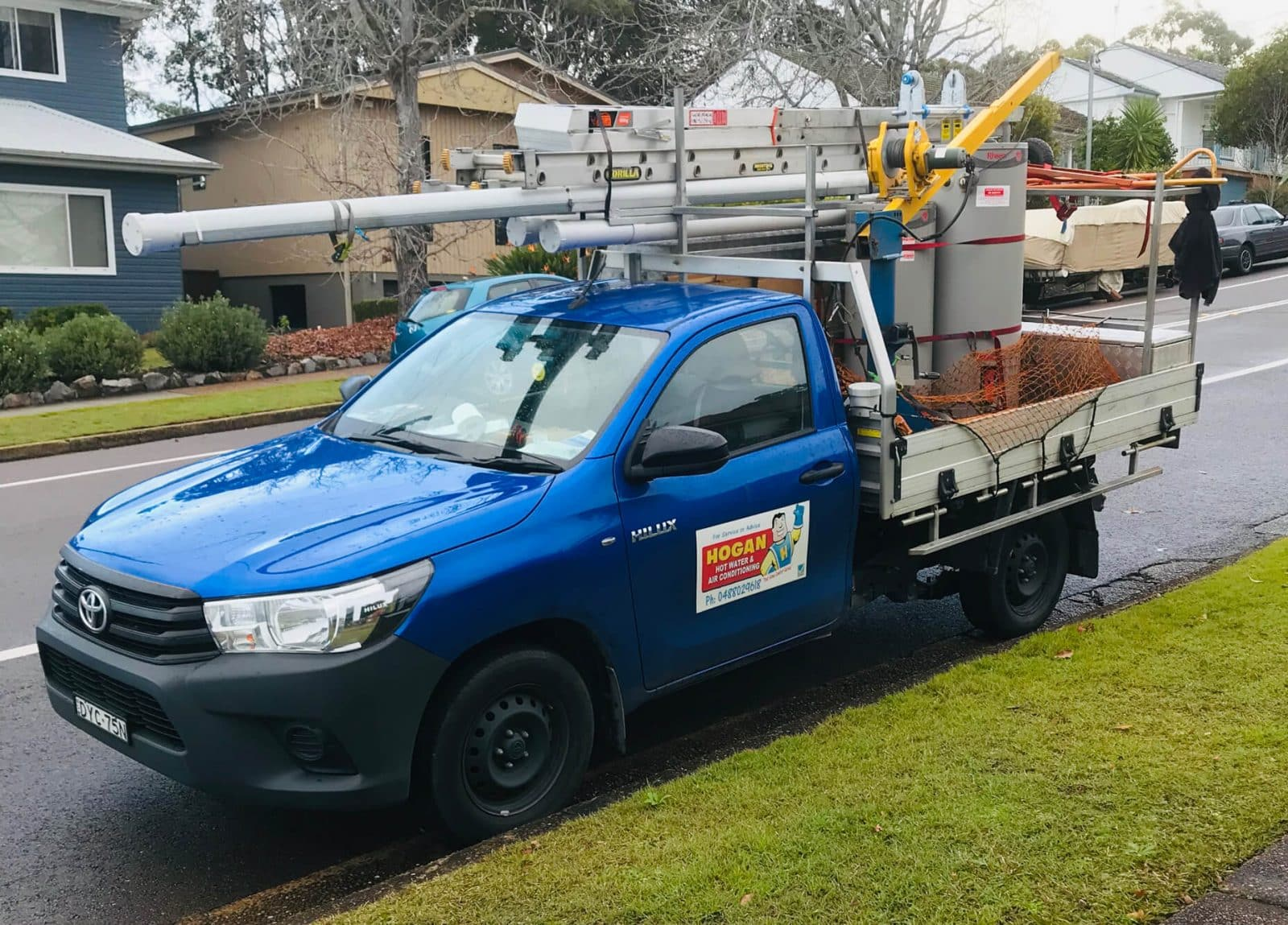 Newcastle air conditioning service