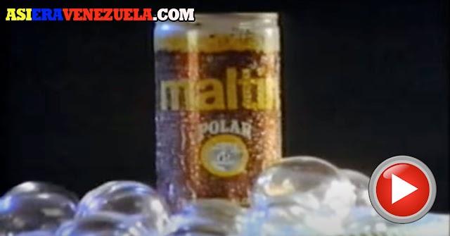 Recordando los viejos comerciales de la Malta Polar