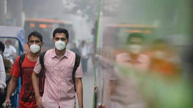 اكثر 5 مدن تلوثا في العالم