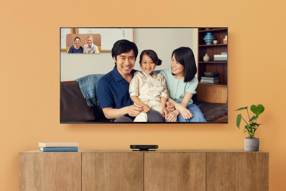 Facebook's new Portal TV lets you make video calls over your TV set, and yes, you can turn the camera and microphone off when you want privacy.