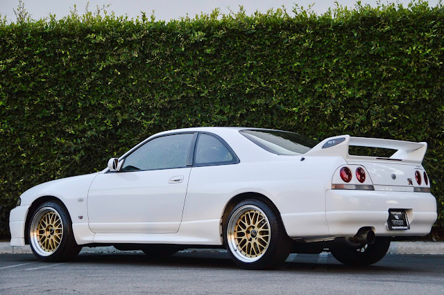 R33 GT-R for sale at Toprank Importers