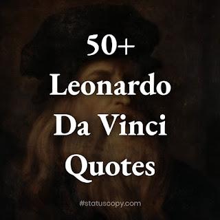 Lenardo da Vinci Quotes