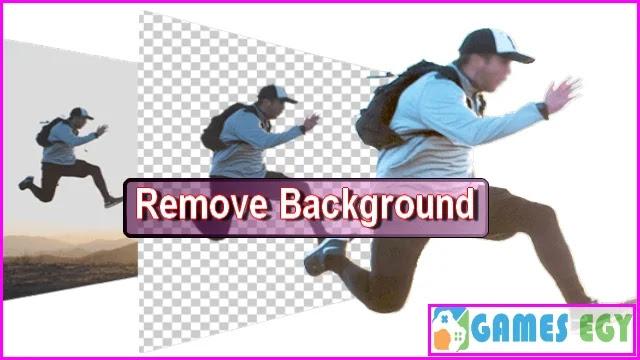 برنامج إزالة خلفية الصور Remove Background