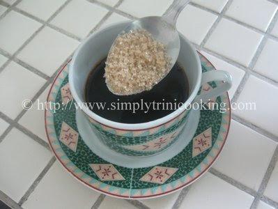 Coffee with Tea