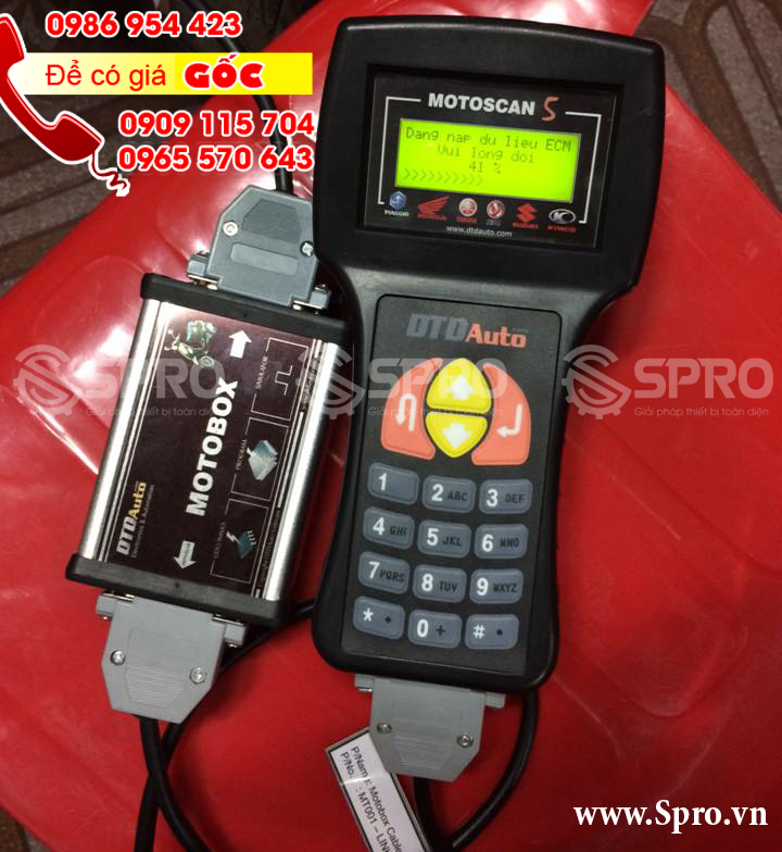 Nơi bán máy đọc lỗi xe máy phun xăng điện tử motoscan giá rẻ tại tp HCM