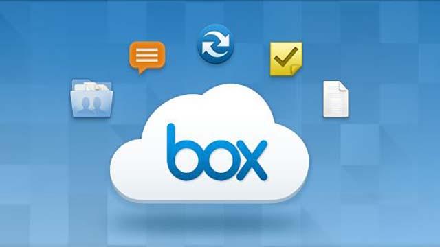Box - Layanan Cloud Computing Terbaik