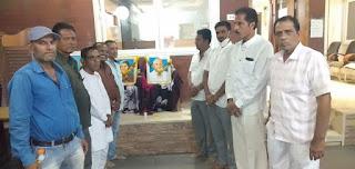देश की पूर्व प्रधानमंत्री स्वर्गीय इंदिरा गांधी जी और लोह पुरुष स्वर्गी सरदार वल्लभ भाई पटेल की जयंती मनाई