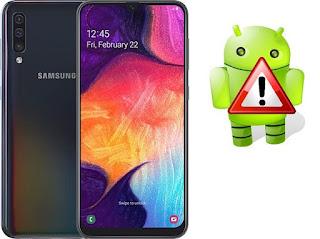 Fix DM-Verity (DRK) Galaxy A50 SM-A505G FRP:ON OEM:ON