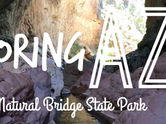 Exploring AZ: Tonto Natural Bridge