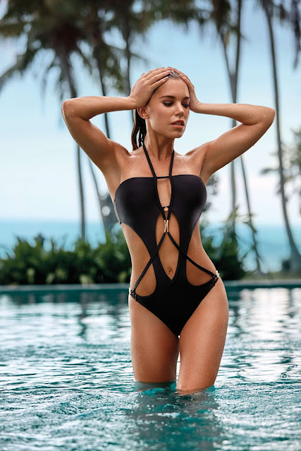 Sylvie Meis – New Sylvie Swimwear Collection