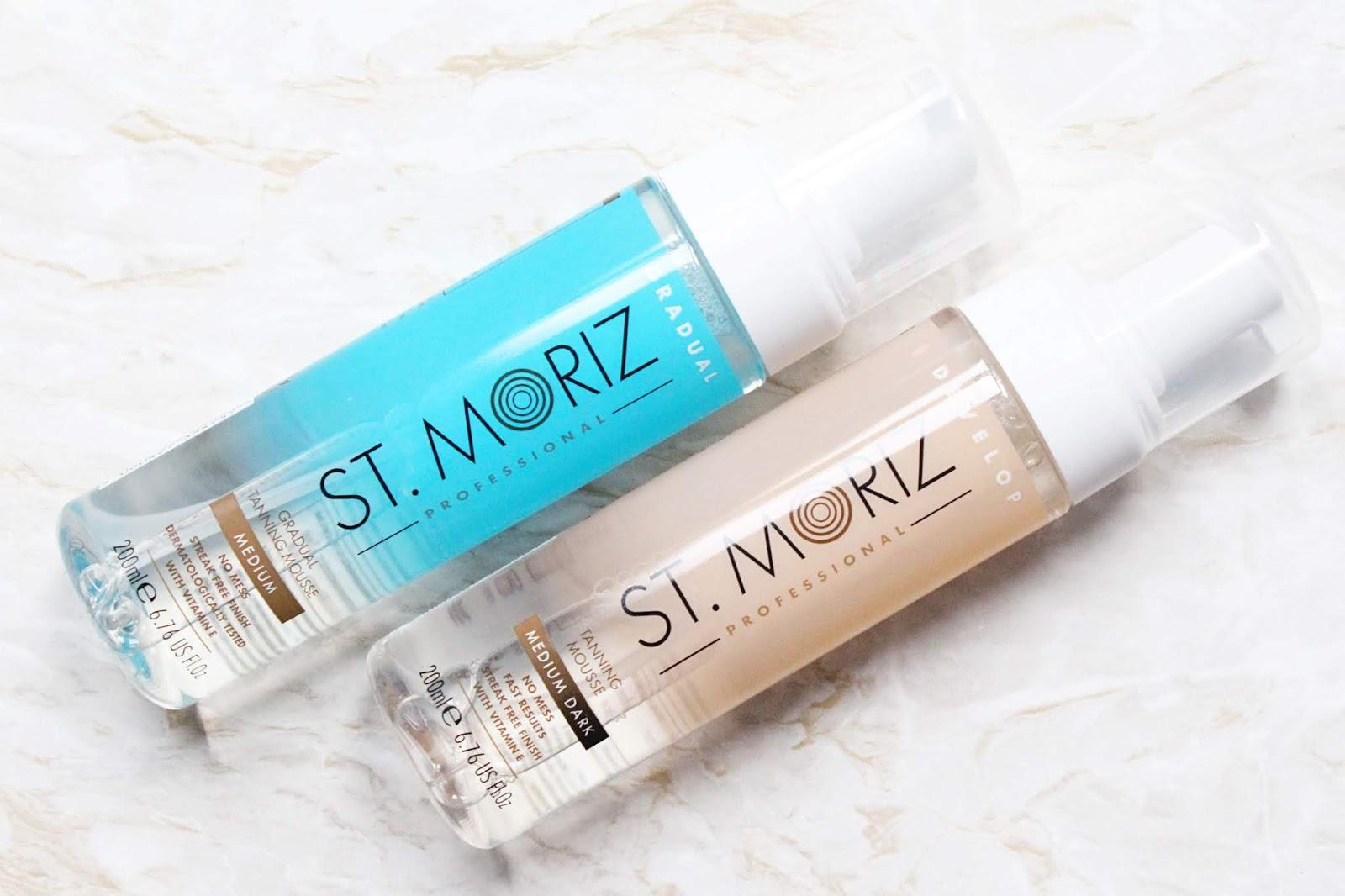 St Moriz Tanning Favourites