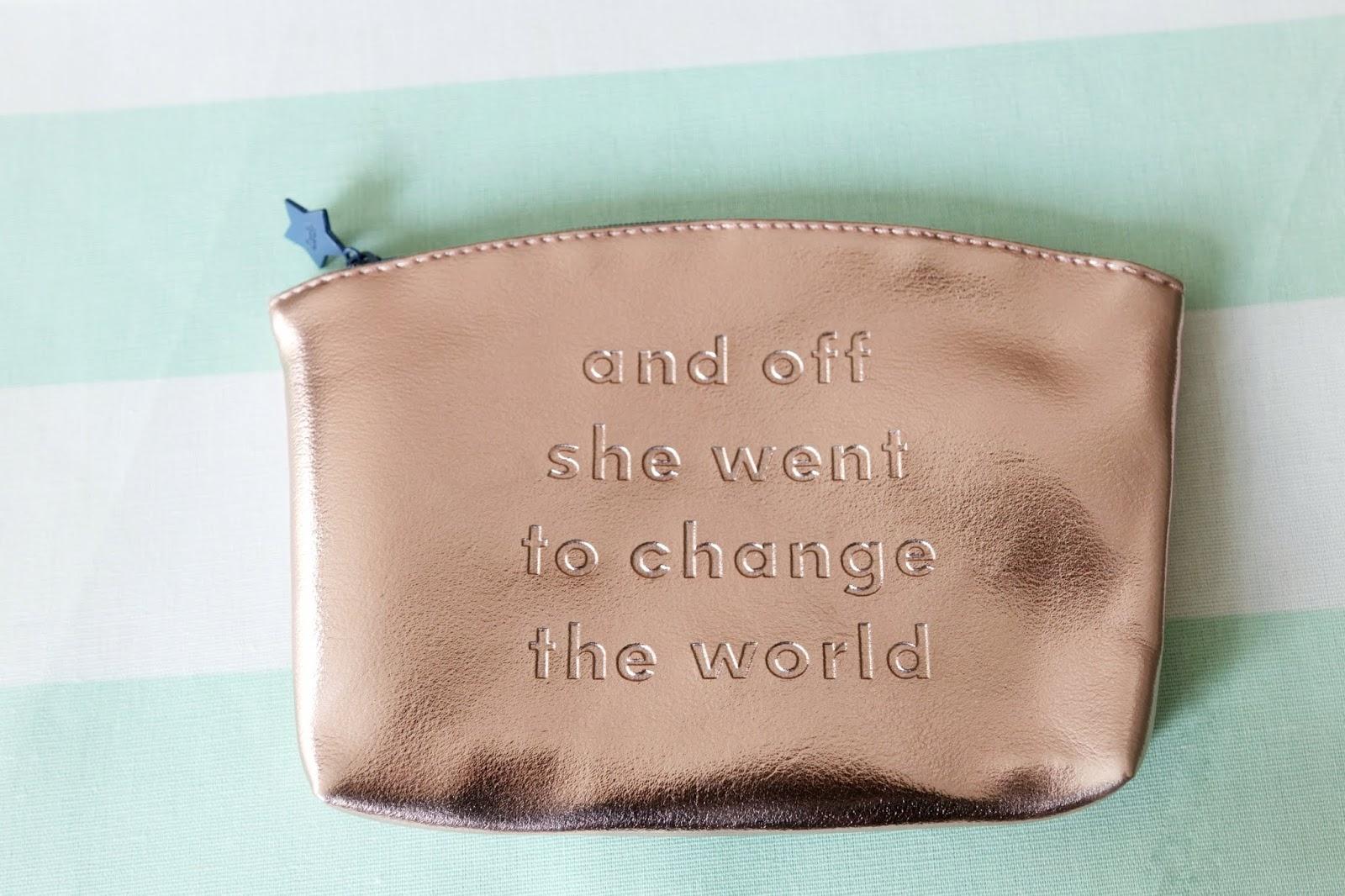inspiring quotes makeup bag reviews beauty guru
