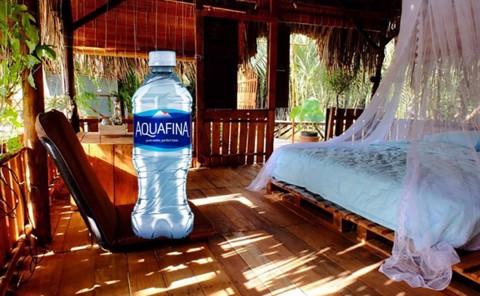 Đại Lý Giao Nước Aquafina Đóng Chai Thùng 355ml 500ml Huyện Bình Chánh