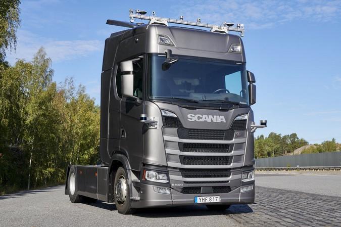 Autônomos: Scania inicia testes com caminhões sem motoristas em rodovias