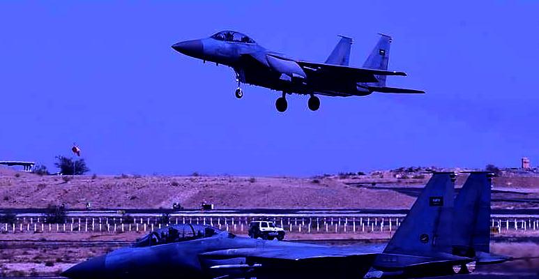 تارودانت24 _ التحالف يزيد قدراته الجوية لدعم عمليات دعم الشرعية باليمن
