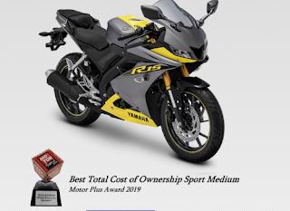 Harga dan Spesifikasi Lengkap Yamaha R15 V3 VVA Terbaru 2020
