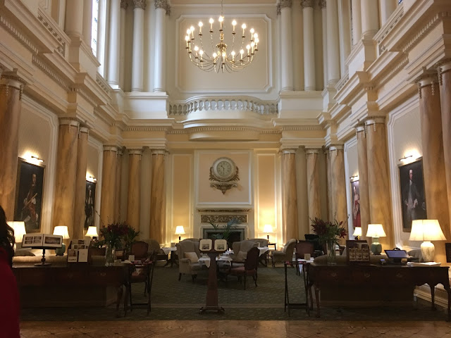 Great hall at the grand hotel eastbourne
