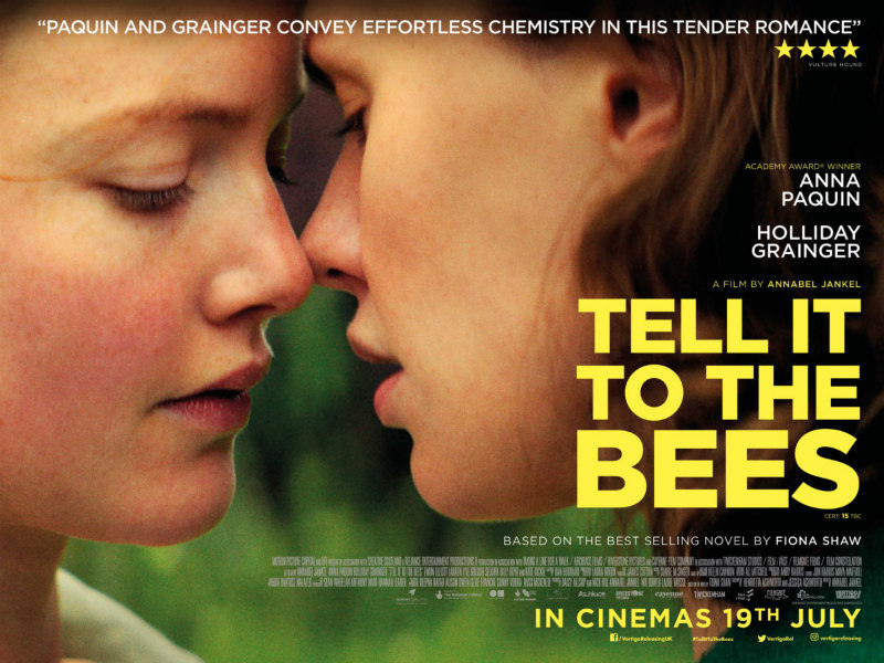 tell it to the bees poster