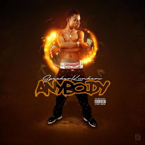 Speaker Knockerz - Anybody (Extended Version) - Single Cover
