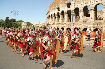 Историческия парад