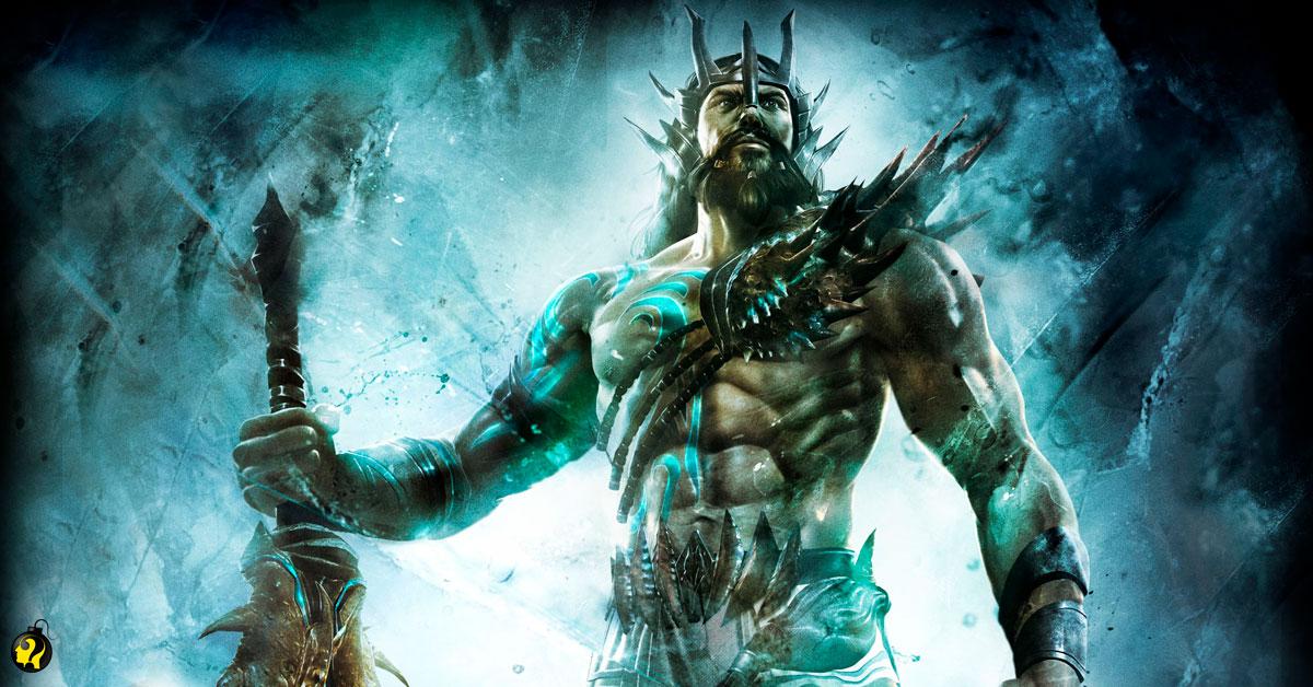 Poseidon - Deus Grego (História)