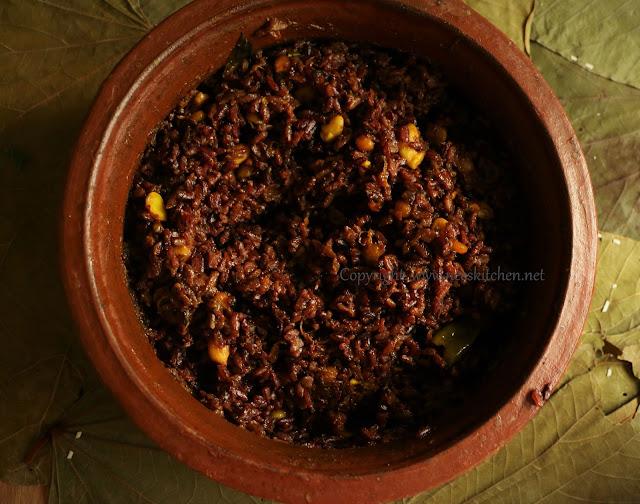 Kavuni Arisi Puliyodharai