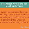 Cara Membuat dan Memasang Pavicon Di Blog