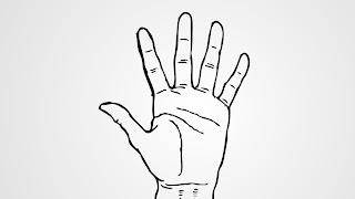 Lectura de la mano. Lectura fría con respuesta 01