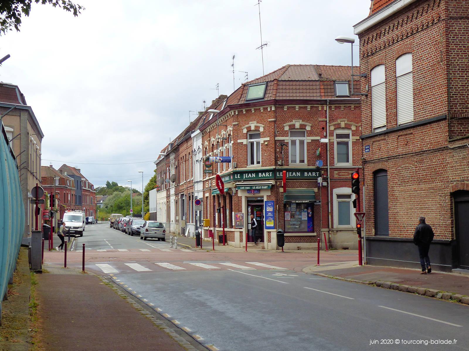 Rue des Omnibus, Tourcoing