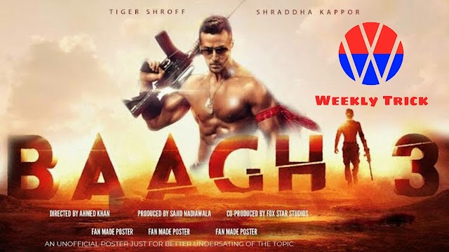 Baaghi 3 Full Movie Download 720p Leaked By Filmyzilla