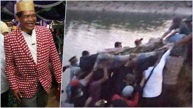 Haji Permata Tewas Ditembak Bea Cukai, KKSS Karimun: Kami Menyayangkan, Beliau Dermawan