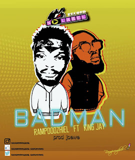 Rampoooziel Feat. King Jay - Bad Man   Prod. By Joewe