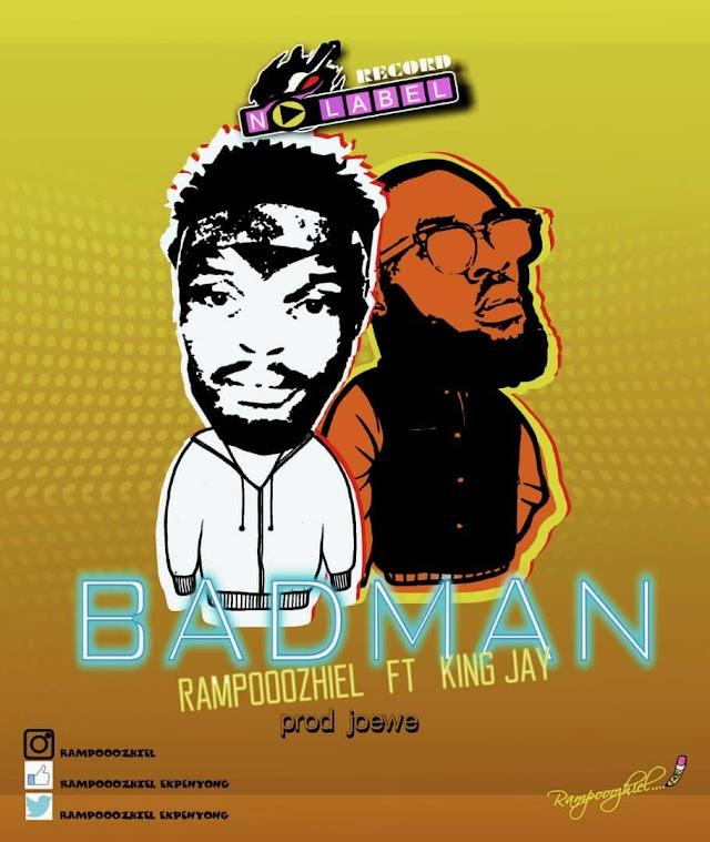 Rampoooziel Feat. King Jay - Bad Man | Prod. By Joewe