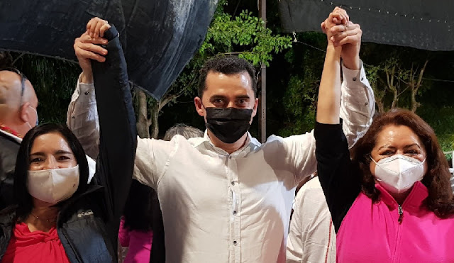 Ex dirigentes de Movimiento Ciudadano Yucatán a Fuerza por México