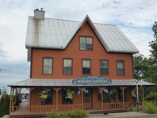 magasin général de Kamouraska Québec